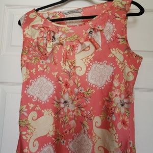 Signature by Larry Levine Tops - Sleeveless blouse
